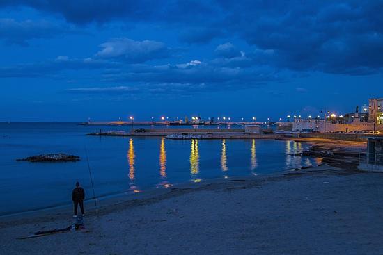Il pescatore - Otranto (2454 clic)