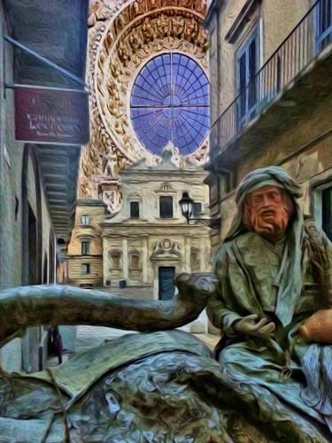 Cartapesta e Barocco - Lecce (836 clic)