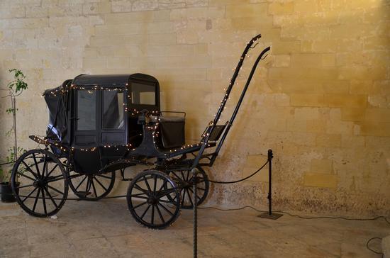 La vecchia carrozza - Lecce (1619 clic)