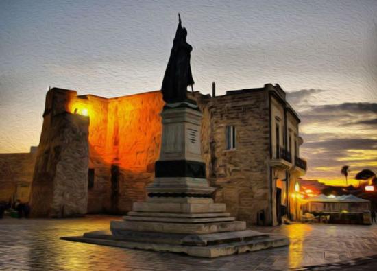 Ora del tramonto - Otranto (1382 clic)