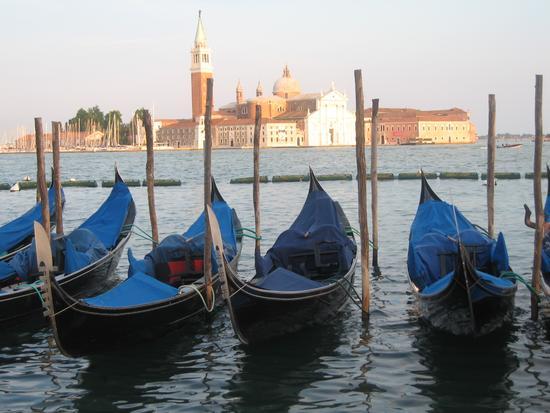 Gondole - Venezia (625 clic)
