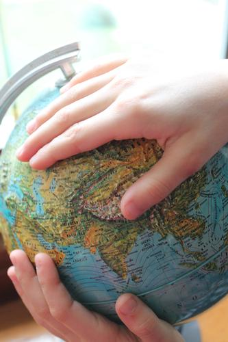 Il mondo è nelle tue mani... (316 clic)