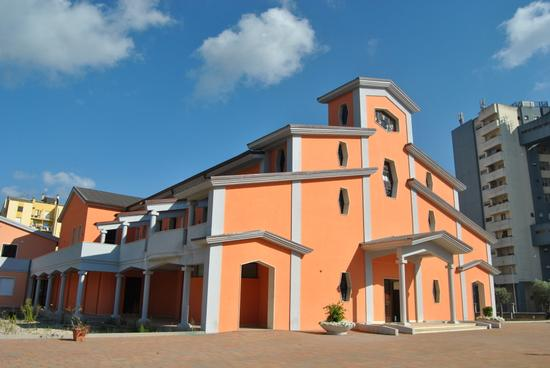Chiesa San Giovanni Bosco - Sassari (2002 clic)