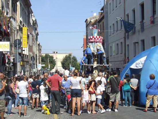 festa dei candelieri 4 - Sassari (1369 clic)