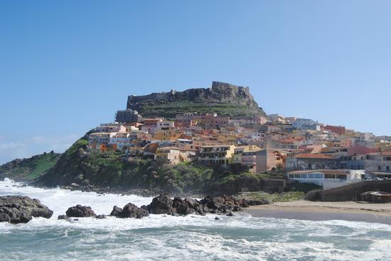 Castelsardo-panorama - CASTELSARDO - inserita il 29-Apr-13
