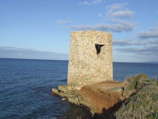 Torre Abbaccurrente - Porto torres (1835 clic)
