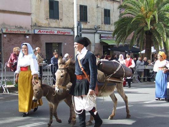 Cavalcata Sarda - Sassari (1382 clic)