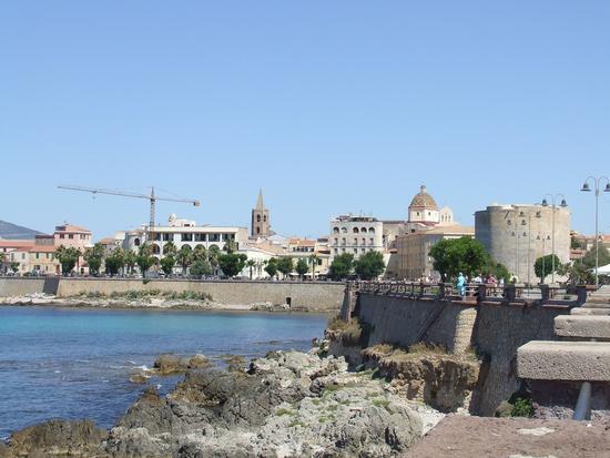 Alghero,panorama (2174 clic)