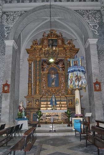Cappella S.Salvatore - Sassari (1405 clic)