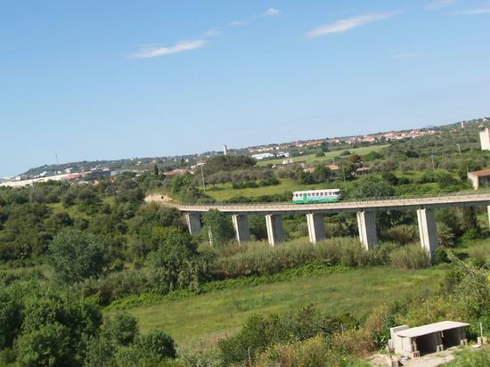 Ponte ferroviario - Sassari (1478 clic)