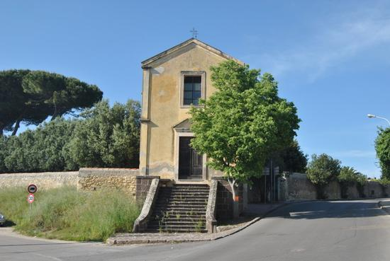Chiesa S.Orsola - Sassari (947 clic)