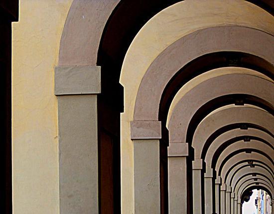 Archi del corridoio vasariano - Firenze (487 clic)