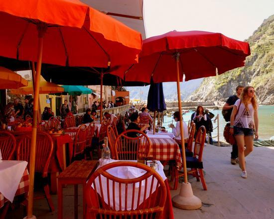 primo sole - primi turisti (382 clic)