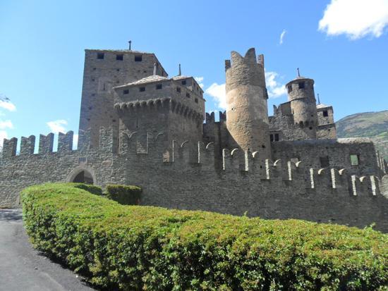 Castello di Fénis. - Nus (4624 clic)