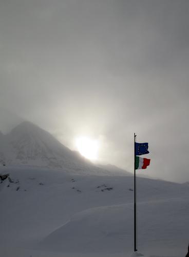 Spunta il sole dal monte! - Formazza (900 clic)