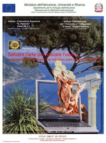 Salvare l'arte per salvare l'uomo - Mammola (4486 clic)