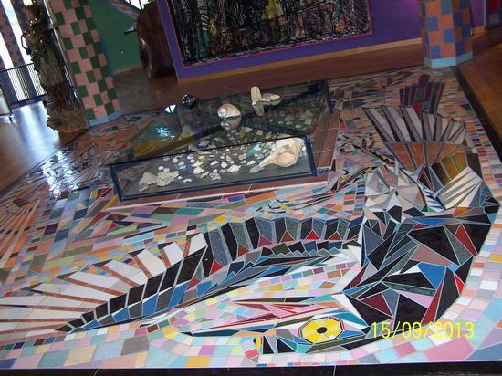 Mosaico Nik Spatari - Mammola (4792 clic)