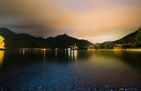 Lago di Ledro e Monte Corno - Molina di ledro (1100 clic)