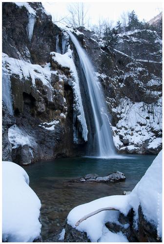 Cascata del Palvico - Ledro (1243 clic)