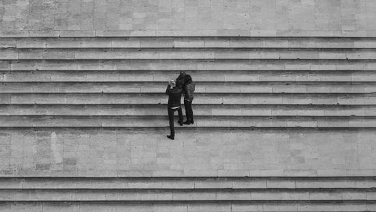 le scale di S. Pietro - Modica (1308 clic)