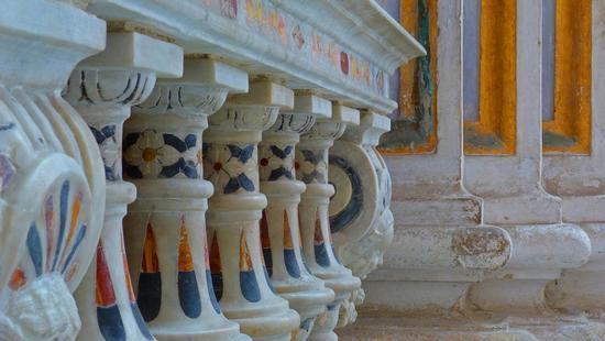 Balaustra Cappella SS. Sacramento - Modica (1274 clic)