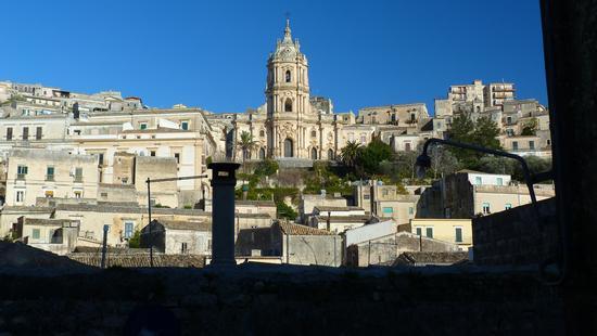 La cattedrale di S. Giorgio - Modica (1500 clic)