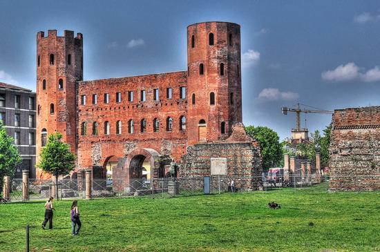 porta palatina Torino (863 clic)
