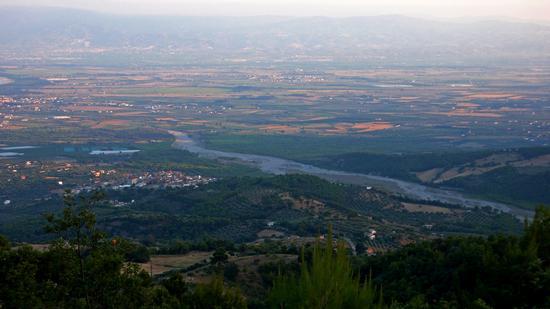 La Piana di Sibari - Cerchiara di calabria (835 clic)