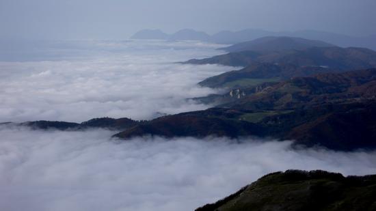 Dal Monte Cocuzzo - Fiumefreddo bruzio (1941 clic)