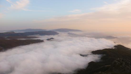 Dal Monte Cocuzzo - Fiumefreddo bruzio (692 clic)