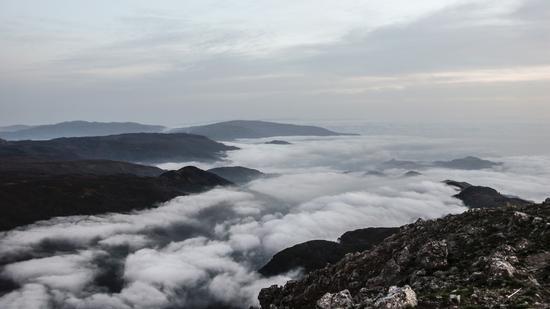 Dal Monte Cocuzzo - Fiumefreddo bruzio (769 clic)