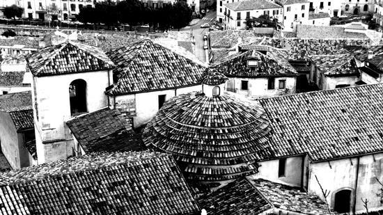 Tetti di Cosenza Vecchia (1413 clic)