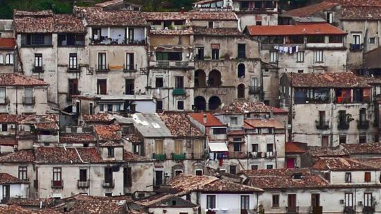 Centro storico di Cosenza (1542 clic)