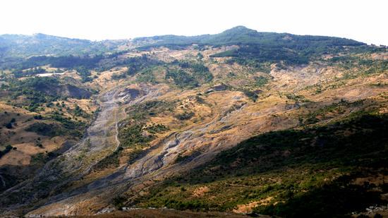pollino-valle del raganello - San lorenzo bellizzi (822 clic)