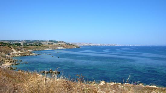 Capo Colonna - Isola di capo rizzuto (1018 clic)