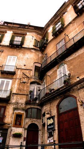 Centro storico di Cosenza (1125 clic)