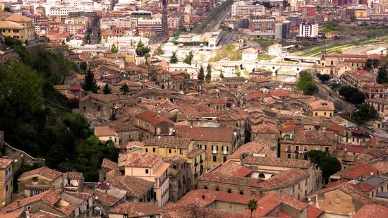 Centro storico di Cosenza (1239 clic)