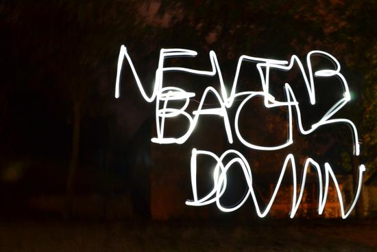 Never back down - Puos d'alpago (869 clic)