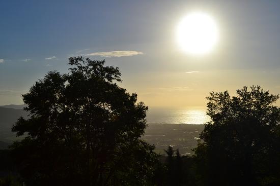 Sunrise - Capaccio-paestum (1498 clic)