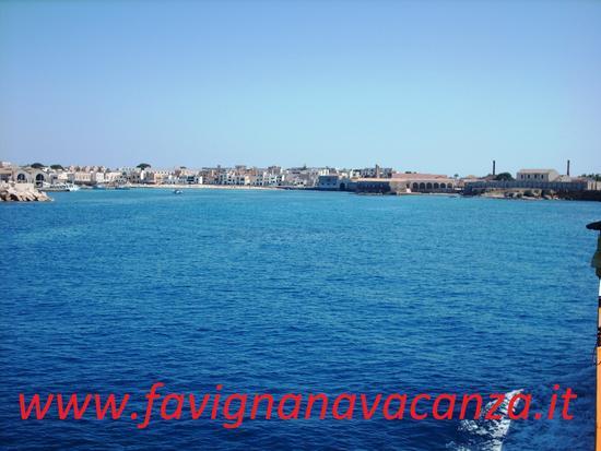 Favignana vacanze Sicilia (1994 clic)