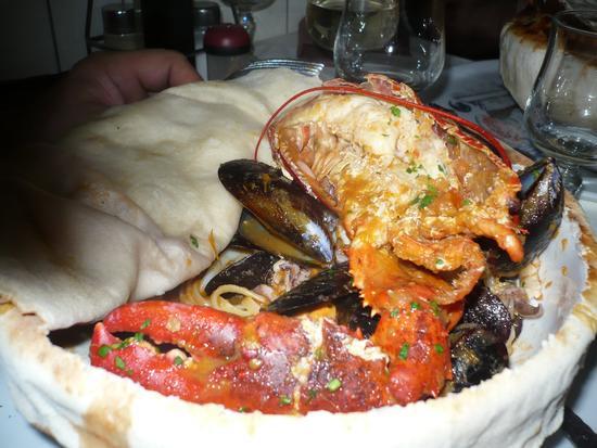 il piatto si chiama :sottocoperta - Milano (1474 clic)
