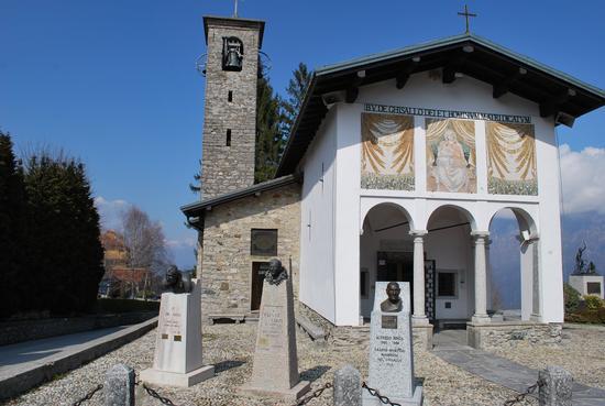 santuario della Madonna del Ghisallo - Magreglio (905 clic)