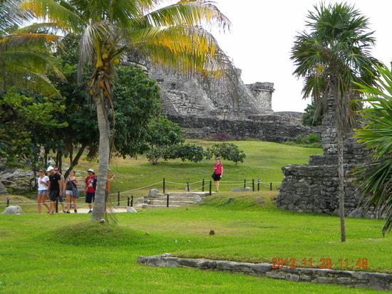 messico ,rovine maya a tulum (587 clic)