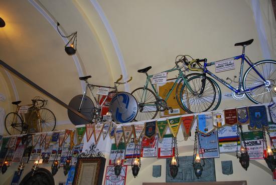 le biciclette dei campioni - Magreglio (1180 clic)
