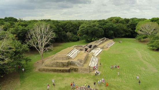 belize,rovine maya di altun ha (691 clic)