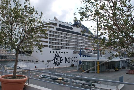 msc orchestra  - Genova (828 clic)
