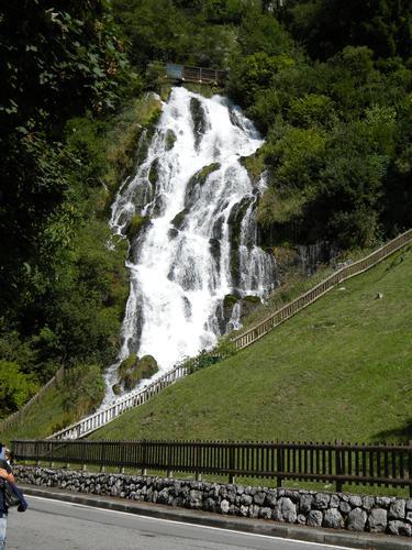 cascata rio bianco - Stenico (1428 clic)