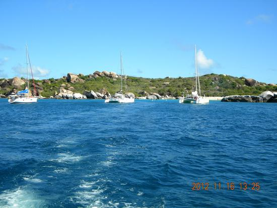 ISOLE VERGINI BRITANNICHE , VIRGIN GORDA (515 clic)