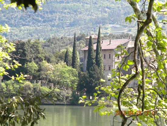 castel Toblino - Sarche (1015 clic)
