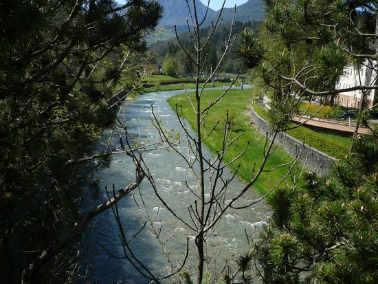 torrente Sarca,terme di Comano - Comano terme (805 clic)
